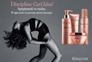 Discipline Curl Ideal - włosy kręcone