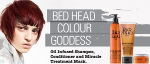 Bed Head Colour Goddess - farbowane