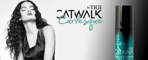 Catwalk Curlesque - kręcone