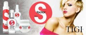 S Factor - stylizacja
