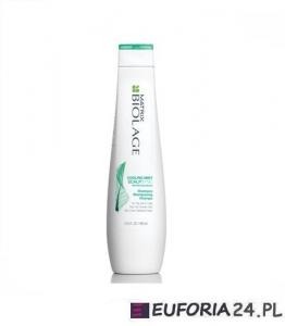 Matrix Biolage ScalpSync, Cooling Mint odświeżao-koi szampon miętowy, 250ml