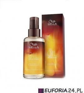Wella Reflections olejek wygładzający do pielęgnacji wszystkich rodzajów włosów, 30ml MINI