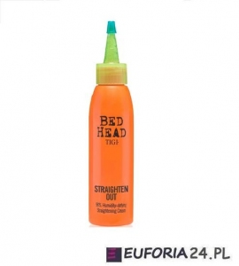 Tigi Bed Head Straighten Out, krem prostujący, 120ml