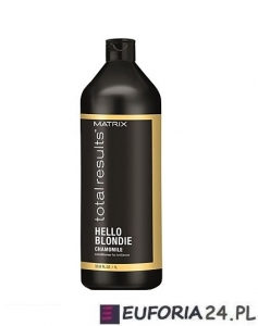 Matrix Total Results Hello Blondie, odżywka, blond,z rumiankiem 1000ml