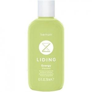 Kemon Liding Energy, rewitalizujący szampon do włosów 250ml