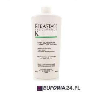KERASTASE CLARIFIANT SZAMPON 1000ml  do włosow tłustych
