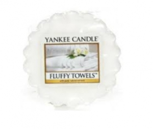 Yankee Candle Classic Wax Melt Fluffy Towels 22g