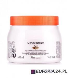 Kerastase Nutritive Masquintense Irisome, maska do włosów suchych cienkich, 500ml