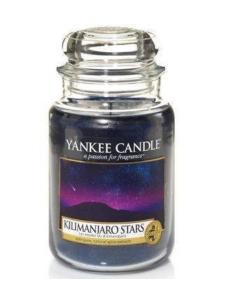 Yankee Candle świeca Classic Large Jar Kilimanjaro Stars Candle 623g