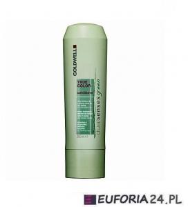 Goldwell DLS Green True Color, odżywka do włosów koloryzowanych, 200ml