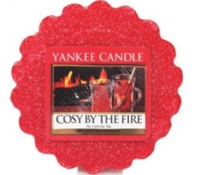 Yankee Candle Wosk  Classic Wax Melt Cosy By The Fire 22g