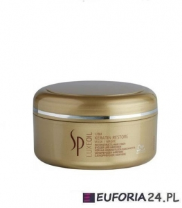 Wella SP Luxe Oil, maska keratynowa, 150ml