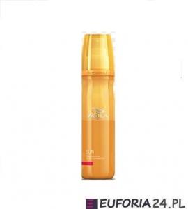 Wella Sun, lotion nawilżający do włosów i ciała, 150ml