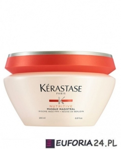 Kerastase Nutritive Magistral Masque Maska termiczna włosy suche 200 ml