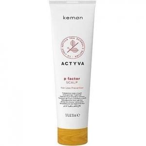 Kemon ACTYVA P Factor scalp, kuracja zapobiegająca wypadaniu włosów 150ml