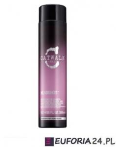 Tigi Catwalk Headshot, rekonstruujący szampon do włosów zniszczonych zabiegami, 300ml