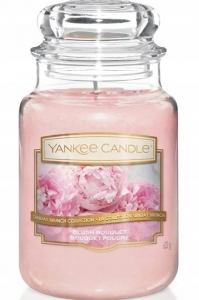 Yankee Candle świeca Large Jar Blush Bouquet 623g