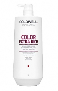 Goldwell Dualsenses Color Extra Rich, szampon do koloru, 1000ml
