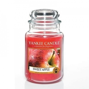 Yankee Candle świeca Classic Large sweet apple 623g