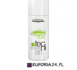 LOREAL SUPER STYLE HEROES SUPER DUST 7g - puder mineralny