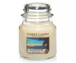 Yankee Candle świeca Classic Large Jar ginger dusk 623g