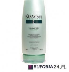 Kerastase Resistance Volumifique, żelowe mleczko odżywcze, objętość, 200ml
