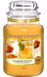 Yankee Candle świeca Large Jar Calamansi Cocktail 623g