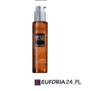 Loreal Tecni Art Wild Stylers,SCRUFF MEE żel nadający efekt potarganych włosów, 150ml