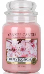 Yankee Candle świeca Large Jar Cherry Blossom 623g