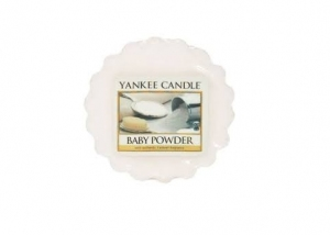 Yankee Candle Wosk  Classic Wax Melt Baby Powder 22g