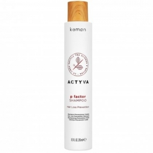 Kemon ACTYVA P Factor, szampon zapobiegający wypadaniu włosów 250ml