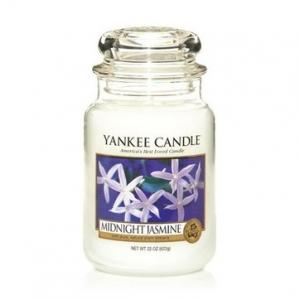 Yankee Candle świeca Classic Large Jar  Midnight Jasmine 623g