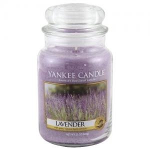 Yankee Candle świeca Classic Large Jar Lavender 623g
