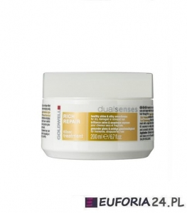 Goldwell DLS Rich Repair, 60 sekundowa maska do włosów, 50ml  MINI