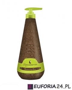 Macadamia Moisturizing Rinse codzienna odżywka do włosów wszystkich typów 1000ml