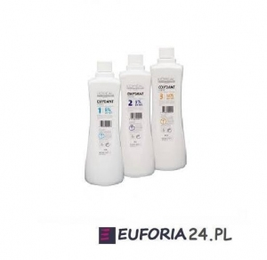 Loreal oxydant, woda w kremie do farb Majirel, Majiblond i Majirouge, 6%, 9%, 12%, 1000ml