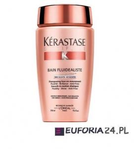 Kerastase Discipline Fluidealiste, wygładzająca kąpiel do włosów uwrażliwionych, bez SLS, 250ml