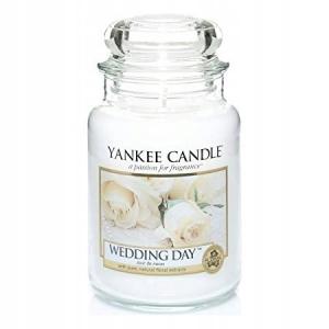 Yankee Candle świeca Large Jar Wedding Day 623g