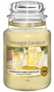 Yankee Candle świeca Large Jar Homemade Herb Lemona 623g
