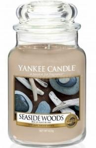 Yankee Candle świeca Large Jar Seaside Woods 623g