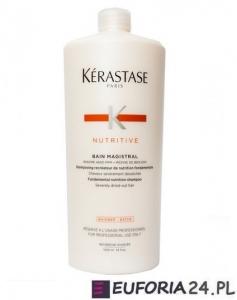 Kerastase Nutritive Magistral bain Kąpiel do włosów suchych 1000ml