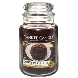 Yankee Candle świeca Classic Large Jar cappuccino truffle 623g
