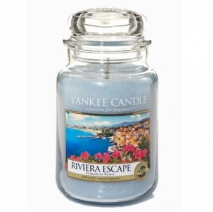 Yankee Candle świeca Classic Large Jar riviera escape 623g