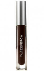 Wunder2 Wunderbrow Żel do brwi Black/Brown 3g TESTER