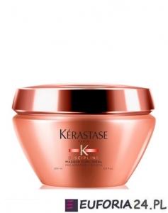 KERASTASE Masque Curl Ideal dyscyplinująca maska dla kręconych włosów 200 ml