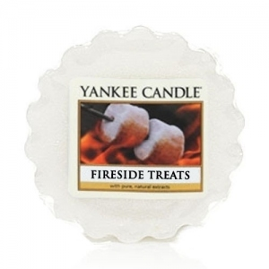 Yankee Candle  Wosk Classic Wax Melt Fireside Treats 22g