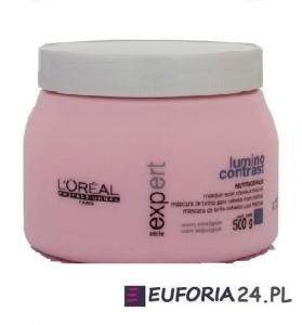 Loreal Lumino Contrast, maska  do włosów z pasemkami, 500ml