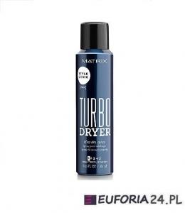 Matrix Style Link Turbo Dryer Spray przyspieszający suszenie włosów 185ml