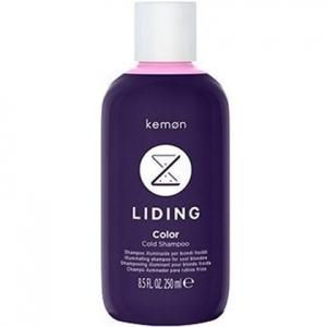 Kemon Liding Color Cold, szampon do włosów blond 250ml