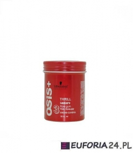 Schwarzkopf OSIS+ Thrill, włóknista guma do elastycznej stylizacji, 100ml